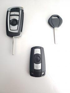 BMW Keys Replacement - Newer Keys - 2010 to 2020 - Key Fob & Transponder Keys