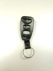 Keyless entry remote - Kia