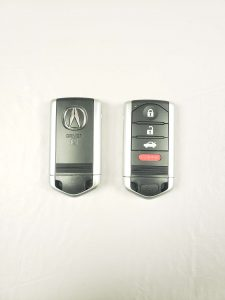 Original and aftermaket key (Acura)