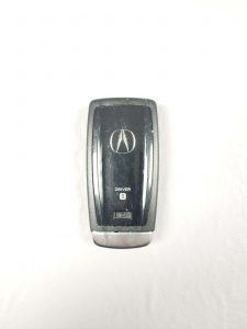 Key fob Acura - back side