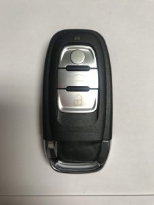 Audi Remote Car Key Replacement