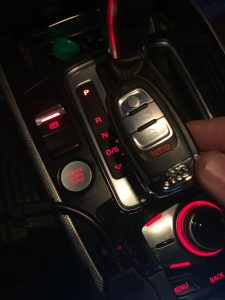 Key fob replacement - Audi