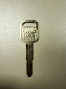 1990, 1991, 1992, 1993 Isuzu Amigo Non Transponder Key Replacement X198/B74