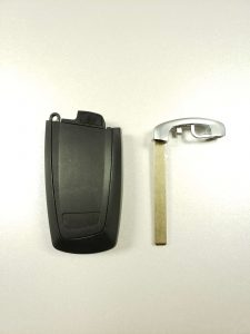 BMW Key Fob Replacement - Battery Inside