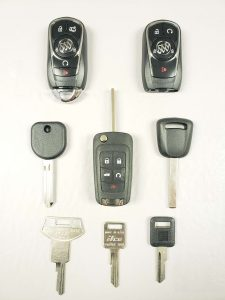 Buick Apollo Keys Replacement