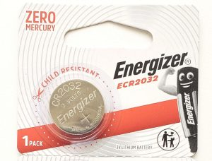 Key fob batteries (CR2032) - Used for most Infiniti key fobs