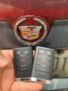 Cadillac Key Fob Replacement
