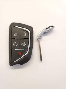2021 Cadillac key fob replacement (13541571)