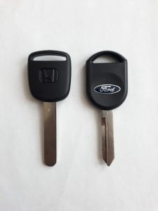Transponder Car keys Replacement - Ford and Honda