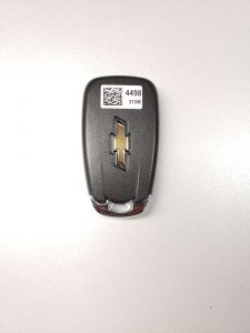 Chevrolet Key Replacement - Original Key Fob