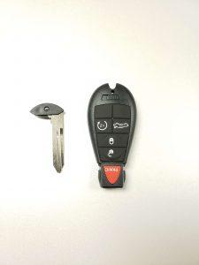 Chrysler key fobik - Coding is needed (M3N5WY783X)