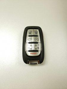 2020-2021 Chrysler key fob replacement