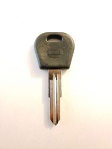 Non-Transponder Key for a Suzuki Verona