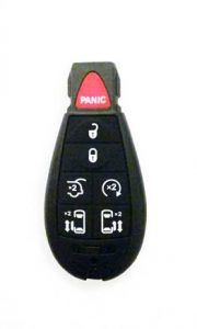 FOBIK Replacement Car Key (Jeep, Dodge, Chrysler) Needs To Be Programmed