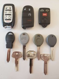 Dodge Caliber Car Keys Replacement
