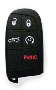 2015-2019 Jeep Renegade Remote Key Replacement M3N-40821302