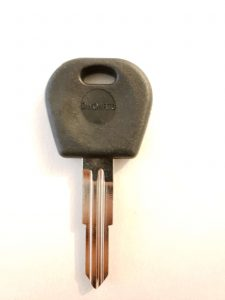 2005, 2006, 2007, 2008, 2009, 2010 Pontiac Wave Transponder Car Key Replacement DWO4RT6