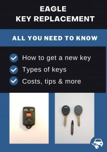 Eagle key replacement - All you need to know