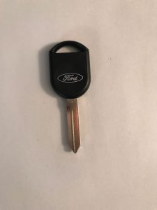 Ford Original Car Key Replacement