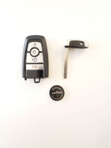 Lincoln Fob Key Replacement