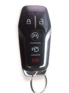 2015-2016 Ford F-150 Remote Key Replacement OEM# 164-R8111