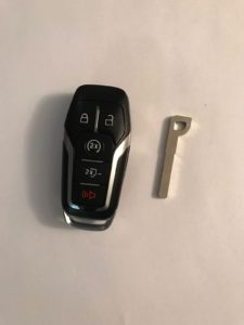 Ford Remote Key Replacement