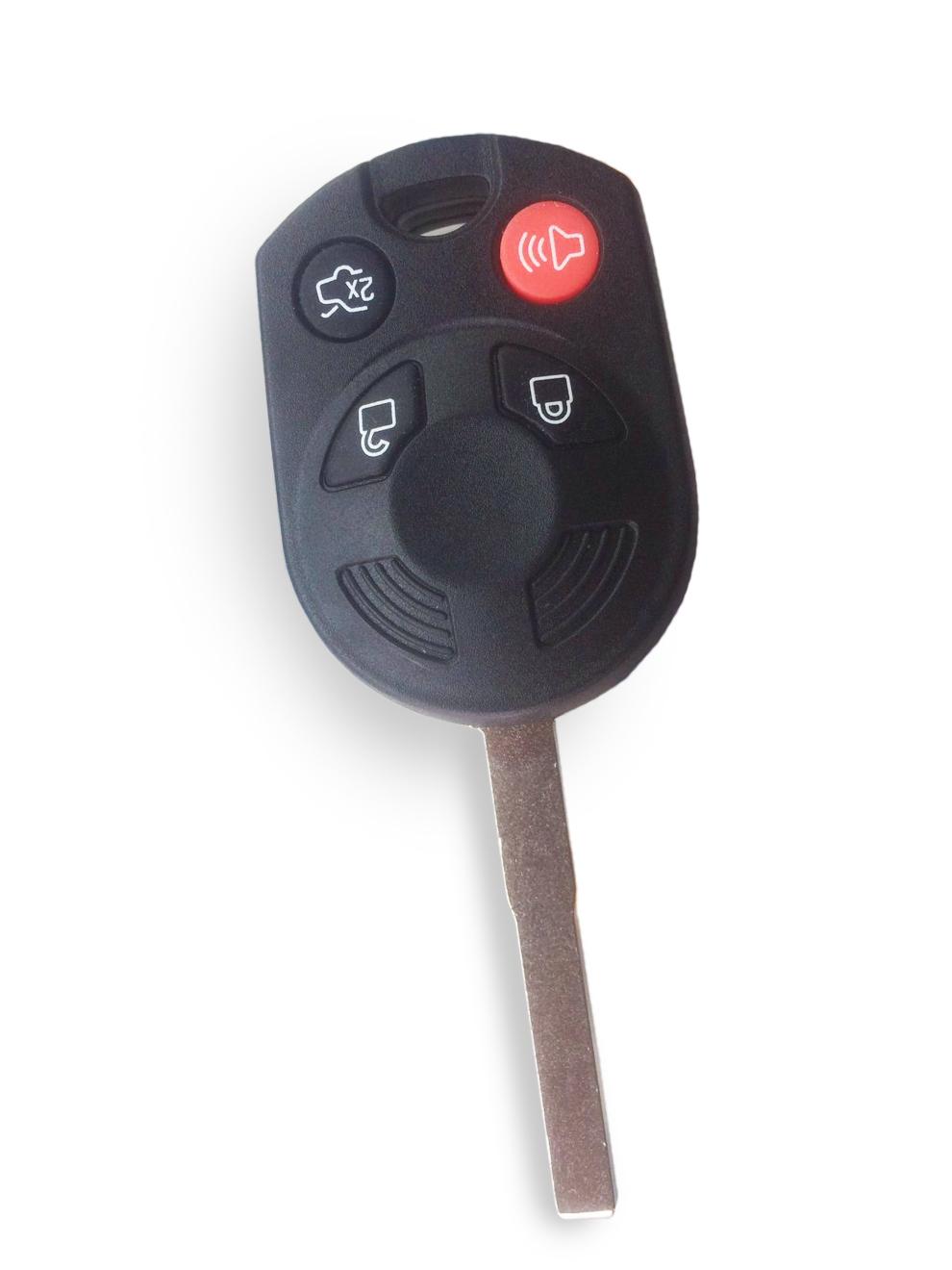 ford transponder car key oem
