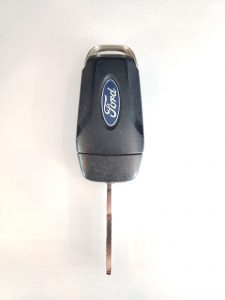 Ford transponder chip car key replacement