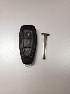 Keyless entry information Ford Fiesta