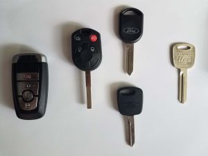 Ford Keys Replacement