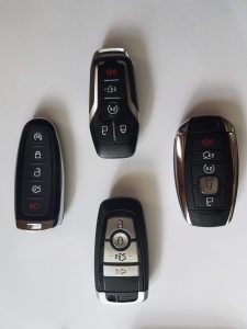 Ford Remote, Smart, Intelligent, Fob Keys - Needs To Be Programmed With Special Machine