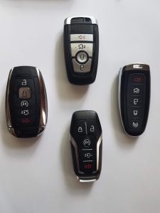 Ford Car Keys Replacement - Remotes/Key Fobs/Push To Start