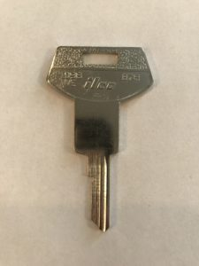 1991-1994 Chevrolet Lumina Non Transponder Key Replacement P1098WE/B78