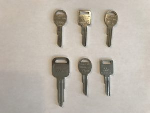 Oldsmobile F-85 Car Keys Replacement