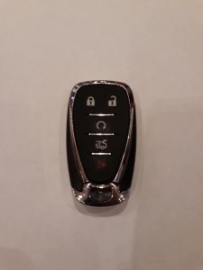 GMC Remote Key Replacement Cost