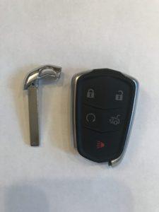 Cadillac Remote Key HYQ2EB