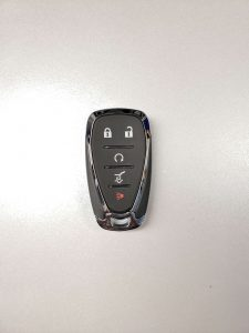 Chevy Key Fob - Battery Operated Remote