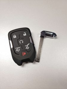 GMC Key Fob Replacement