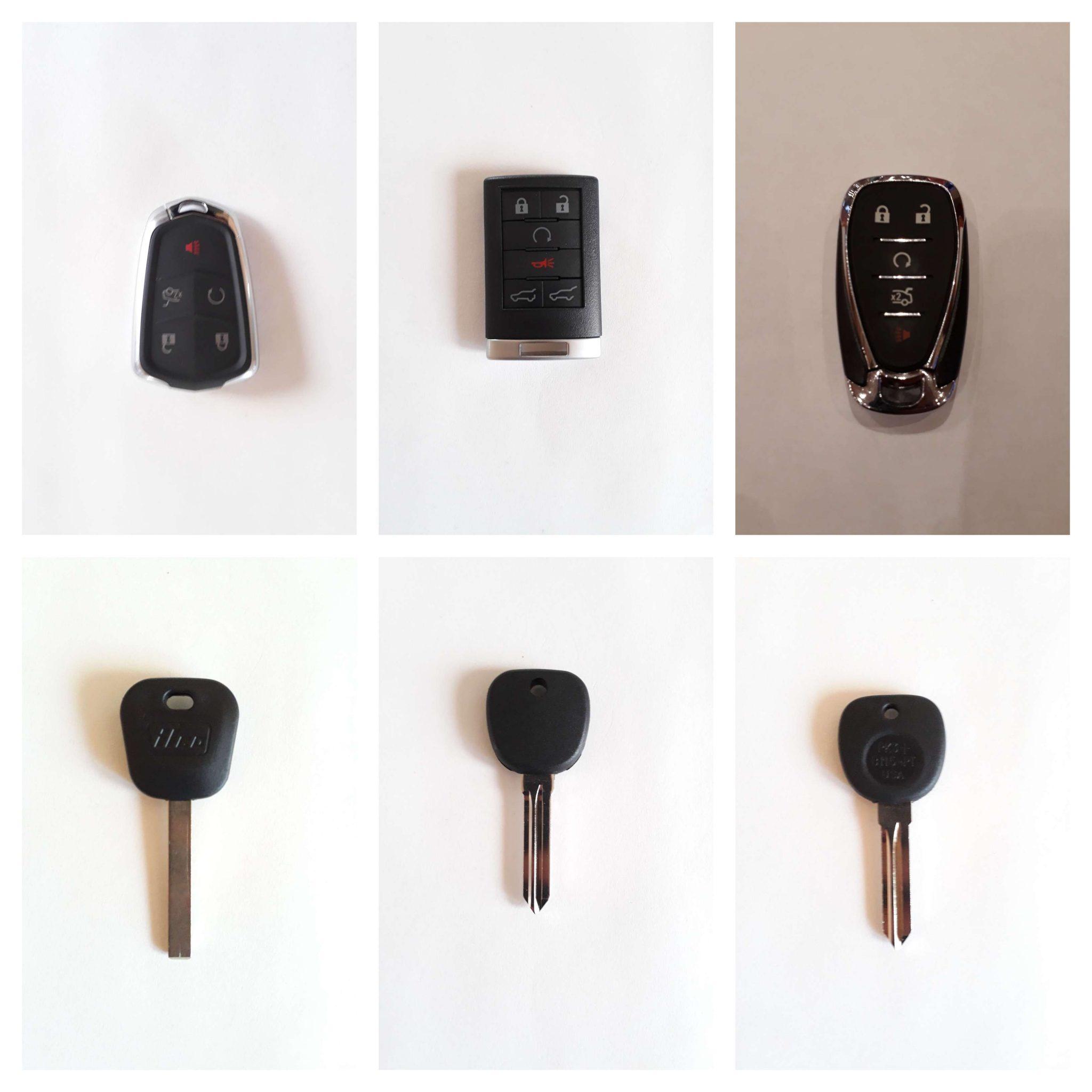 Pontiac Chevy Oldsmoble Uncut Transponder Ignition Key fits PK3 Buick Saturn