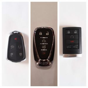 Buick Remote Keys - Can Be self Programmed