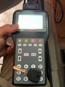 GMC Terrain Car Key Programming Tool