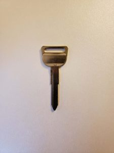 Non-transponder car key - Acura (HD90)