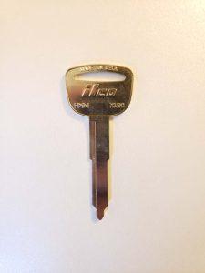 Honda non-transponder key (HD94)