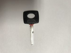 Chrysler Transponder Key HU64