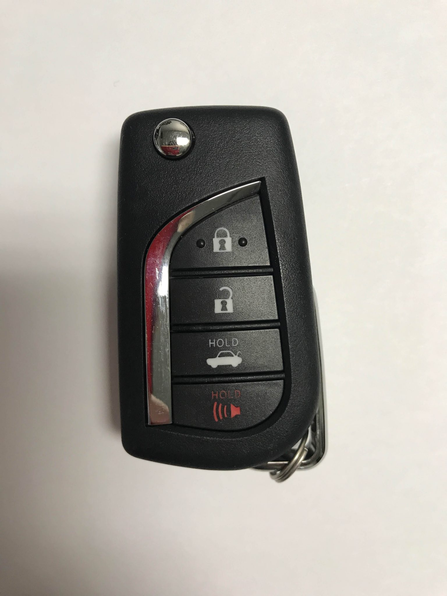 Toyota Remote Car Key Replacement Hyq12bfb