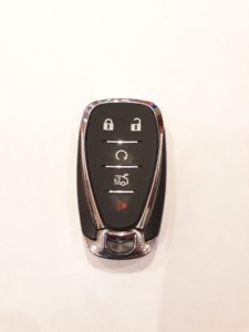 2016-2019 Chevrolet Malibu Remote Key Replacement HYQ4EA