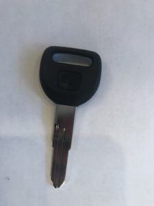 A1995-1998 Acura CL Non Transponder Key Replacement X214/HD103 (Plastic Cover)
