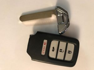 Remote Car Key - Honda