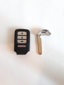 Lost honda keys replacement all honda car keys made on for Honda replacement key cost