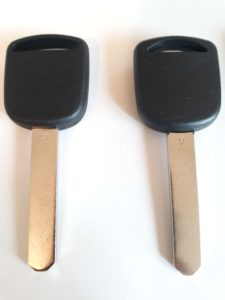 Same Key - Two Different Chips